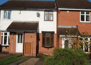 Thumbnail 2 bed terraced house to rent in Chalons Close, Ilkeston, Derbyshire