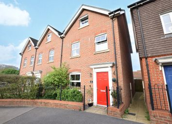 Thumbnail 3 bed end terrace house for sale in Butler Drive, Bracknell, Berkshire