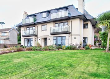 Thumbnail 3 bed flat for sale in Rockland Park, Largs