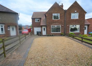 Thumbnail 3 bed semi-detached house for sale in Asher Lane, Ruddington, Nottingham