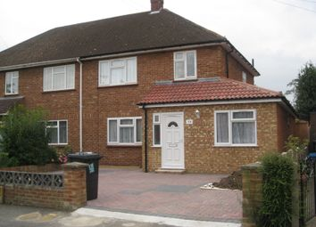 Thumbnail 6 bed property to rent in The Crescent, Egham, Surrey