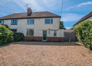 Thumbnail 4 bed semi-detached house for sale in Woodlands Park Road, Maidenhead