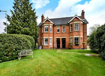 Thumbnail 1 bed flat for sale in The Pines, Upper Broadmoor Road, Crowthorne, Berkshire