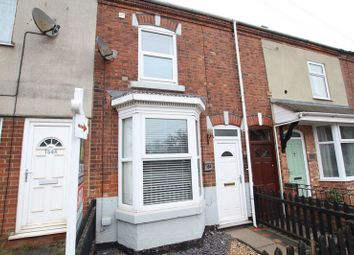Thumbnail 3 bedroom terraced house to rent in Shobnall Road, Burton-On-Trent