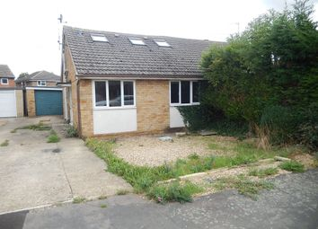 Thumbnail 3 bed property for sale in Rycroft Avenue, Deeping St. James, Peterborough