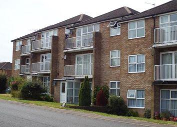 Thumbnail 2 bed flat for sale in Dulverton Court, Bideford Green, Leighton Buzzard, Bedfordshire