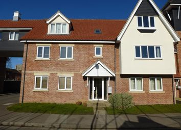 Thumbnail 2 bedroom flat to rent in Old Market Road, Stalham, Norwich