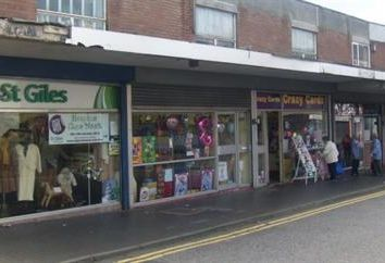 Thumbnail Retail premises for sale in Union Street, Willenhall
