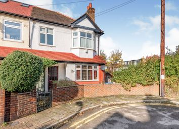 Thumbnail 2 bed maisonette for sale in Dinton Road, Colliers Wood