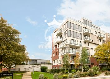 Thumbnail 1 bed flat to rent in Brunel Court, Green Lane, Edgware