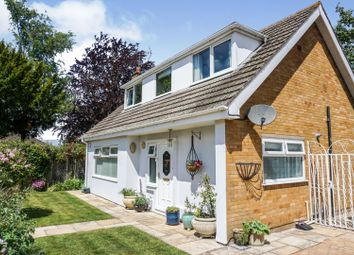 Thumbnail 3 bed bungalow for sale in Christopher Drive, Wisbech