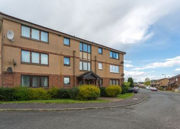 Thumbnail 2 bed flat for sale in 54 Glencoats Drive, Paisley