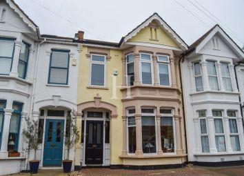 Thumbnail 3 bedroom terraced house for sale in Wimborne Road, Southend-On-Sea, Essex