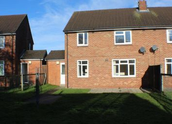 Thumbnail 3 bed semi-detached house to rent in Grange Road, Leconfield, Beverley