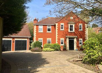 Thumbnail 4 bed detached house for sale in Becketts Close, Bexley
