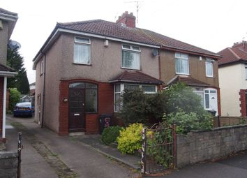 Thumbnail 3 bed semi-detached house for sale in Speedwell Road, Speedwell, Bristol