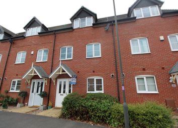 Thumbnail 4 bed town house to rent in Orwell Road, Hilton, Derbyshire