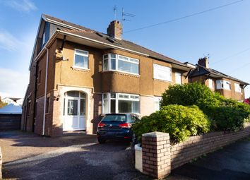 5 bed semi-detached house for sale in Holmwood Close, Cyncoed, Cardiff CF23