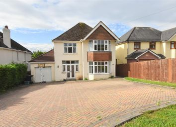 Thumbnail 4 bed detached house for sale in Beachley Road, Tutshill, Chepstow