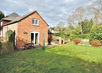 Thumbnail 1 bedroom terraced house to rent in The Annexe, Old Coach House, Dymock Road, Ledbury, Herefordshire