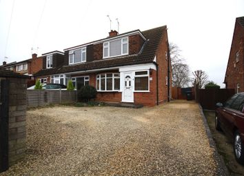Thumbnail 2 bed semi-detached house for sale in Starcross Close, Coventry