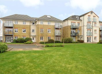 Thumbnail 2 bed flat for sale in Fairwater Drive, Shepperton, Surrey