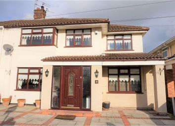 Thumbnail 4 bed semi-detached house for sale in Shrewsbury Avenue, Liverpool