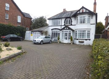Thumbnail 6 bed detached house for sale in Elmdon Road, Marston Green, Solihull