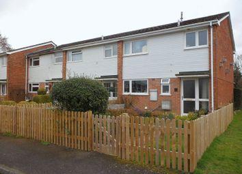 3 bed end terrace house to rent in Longcroft Road, Kingsclere, Newbury RG20