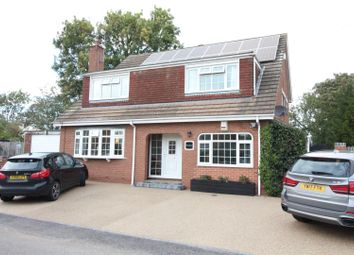Thumbnail 4 bed detached house for sale in Hodgson Lane, Roos, Hull