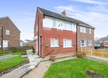 Thumbnail 2 bedroom semi-detached house for sale in Chestnut Grove, Dinnington, Sheffield