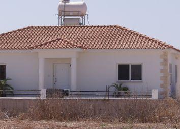 Thumbnail 3 bed bungalow for sale in Xylofagou, Xylophagou, Famagusta, Cyprus