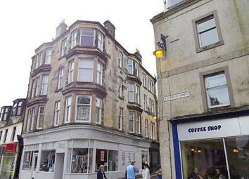 Thumbnail 1 bed flat for sale in Montague Street, Rothesay, Isle Of Bute
