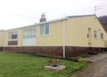 Thumbnail 2 bed semi-detached bungalow to rent in Gwynan Park, Dwygyfylchi, Penmaenmawr