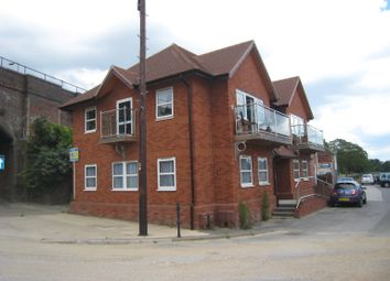 Thumbnail 1 bed flat to rent in Upper Wharf House, Lower Quay Road, Fareham