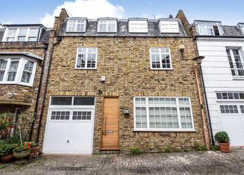 Thumbnail 3 bed terraced house to rent in Princess Mews, Belsize Park NW3,