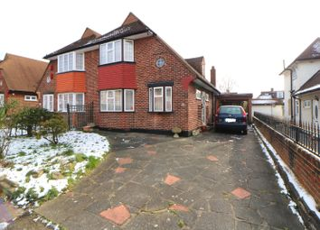 3 bed semi-detached house for sale in Woodham Road, Catford, London SE6