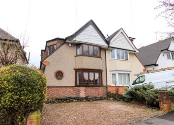 Thumbnail 2 bed semi-detached bungalow for sale in Heriot Avenue, London