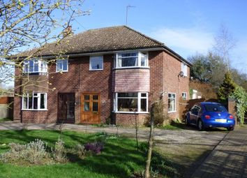 Thumbnail 3 bed semi-detached house for sale in Banbury Road, Byfield, Daventry