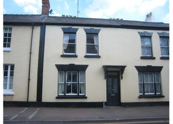 Thumbnail 3 bed town house for sale in Monk Street, Monmouth