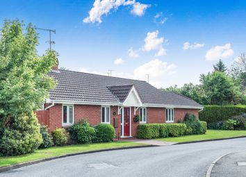 Thumbnail 4 bed detached bungalow for sale in Lawrence Gardens, Kenilworth