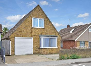 Thumbnail 3 bedroom bungalow for sale in Reculver Road, Beltinge, Herne Bay, Kent
