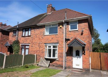 Thumbnail 3 bedroom semi-detached house for sale in Glen Road, Dudley