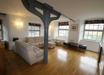 Thumbnail 3 bed flat to rent in Old Sedgwick Mill, Royal Mills, Manchester