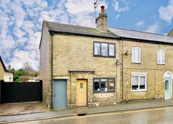 Thumbnail 2 bed end terrace house for sale in Cambridge Street, Godmanchester, Huntingdon.
