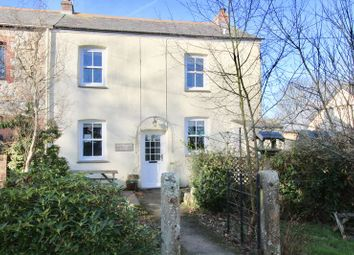 Thumbnail 2 bed terraced house for sale in West Langarth Cottage, Threemilestone, Truro