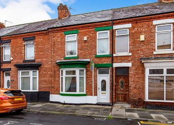 Thumbnail 2 bed terraced house for sale in Easson Road, Darlington