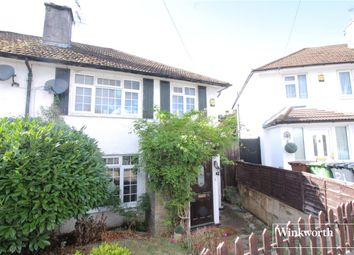 Thumbnail 3 bed property for sale in Delius Close, Elstree, Borehamwood, Hertfordshire