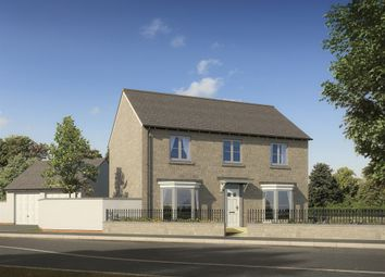 "Thumbnail 4 bedroom detached house for sale in ""The Teifi"" at Darcy Business Park, Llandarcy, Neath"