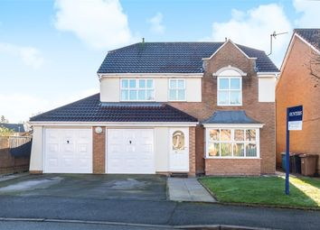 4 bed detached house for sale in Greylag Crescent, Worsley, Manchester M28